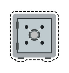 safebox icon image vector image