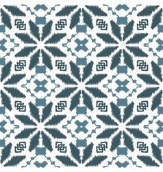 Seamless Pattern Abstract background for textile vector image