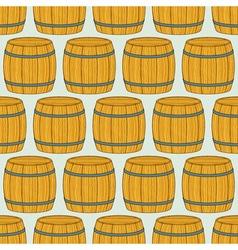 Barrel pattern vector