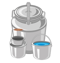 Capacities for liquid vector