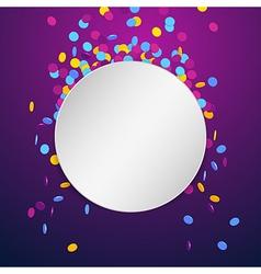 celebration2 vector image vector image