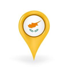 Location cyprus vector