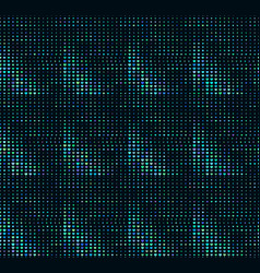 halftone seamless pattern dotted backdrop vector image vector image