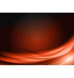 abstract background red color vector image