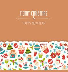 christmas background christmas background vector image