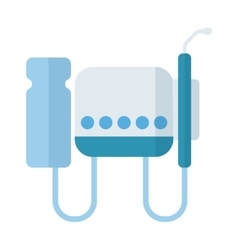 Dental equipment vector