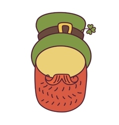 St patrick s day greeting vector
