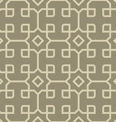 Ornamental pattern design vector