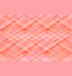 Seamless abstract texture with diagonal oval lines vector