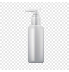 Soap tube icon realistic style vector