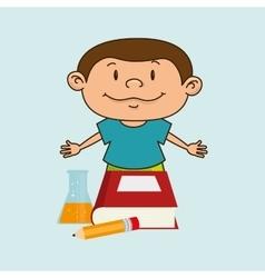 Child education design vector