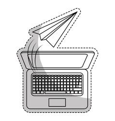 start-up design icon vector image