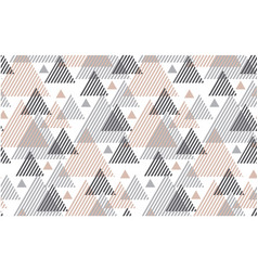 Natural baige and gray colors modern style vector