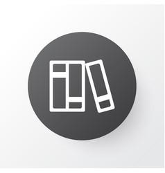 catalog icon symbol premium quality isolated vector image vector image