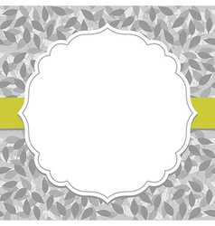 Home made frames vector