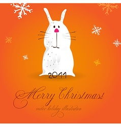2011 christmas background vector