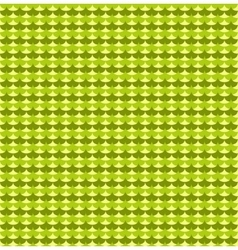 Green ginkgo biloba leaves seamless pattern vector image