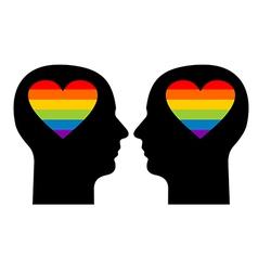 Gay love vector