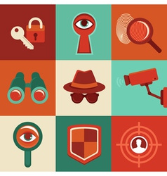 Privacy vector