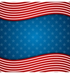 Memorial day abstract usa flag colors background vector