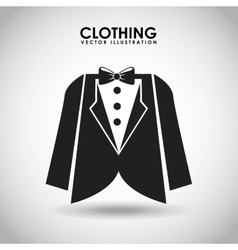 clothing concept vector image