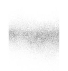 graffiti sprayed mist gradient effect in black vector image vector image