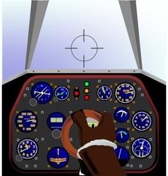 Cockpit vector