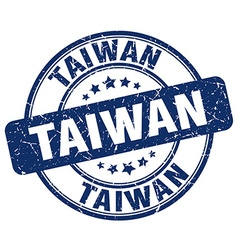 Taiwan stamp vector