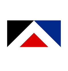 Red peak vector