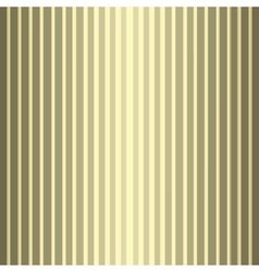 Brown striped background vector image