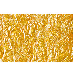 gold foil texture backgroundabstract vector image