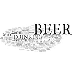 Beerhow is it made text background word cloud vector