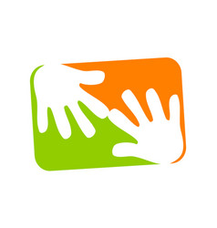 Hand care vector