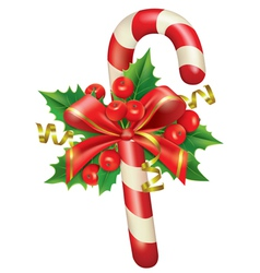 Christmas aramel ane vector