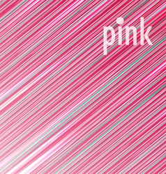 pink vector image