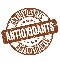 Antioxidants vector