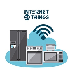Internet of things vector