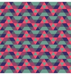Seamless geometric background abstract vector