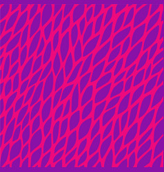 Seamless purple and pink animal print vector