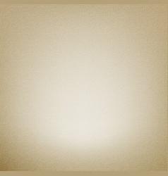 vintage beige canvas background eps 10 vector image