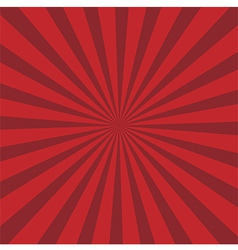 Red rays background eps10 vector