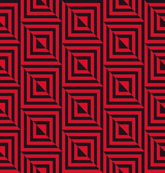 Background of seamless geometric patternsquare pat vector