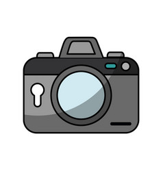 camera icon image vector image vector image