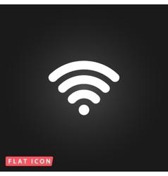 Free wi fi icon vector