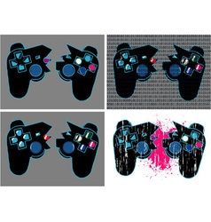 Broken joystick vector