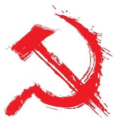 Communism symbol vector image vector image