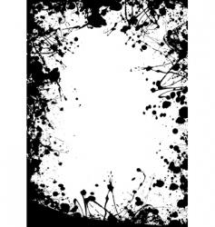 blob border vector image