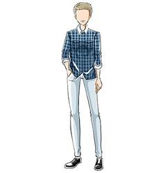 Fashion vector