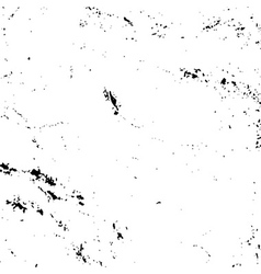 Grunge texture white and black vector