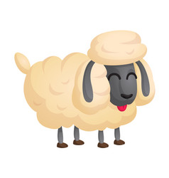 206sheep vector